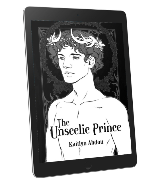 The Unseelie Prince Ebook