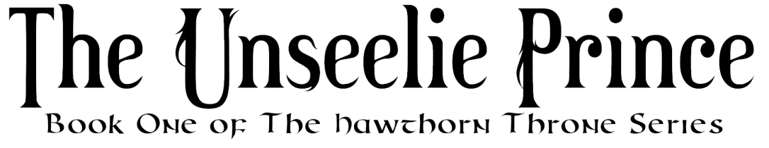 The Unseelie Prince Logo